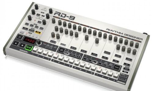 Behringer confirms price and details of the RD-9 Rhythm Designer