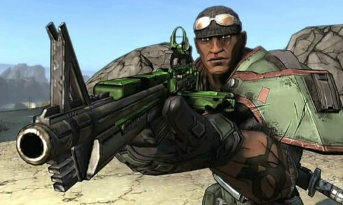 Borderlands Movie First-Look Photos of Kevin Hart, Jamie Lee Curtis & More