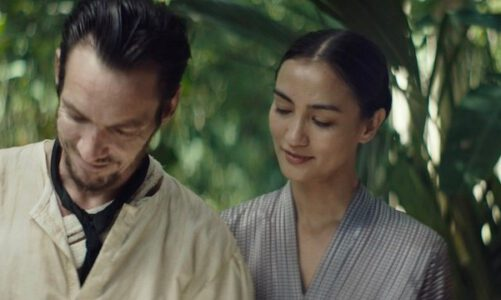 Exclusive Edge of the World Clip Starring Jonathan Rhys Meyers